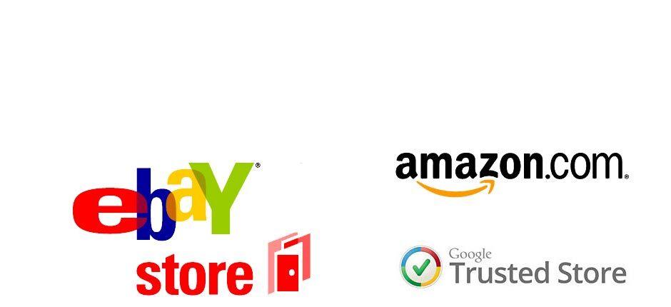 Ebay & Amazon Stores